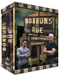 3 Street Boxing Self Defense DVD's Geschenk-Set