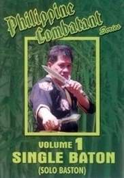 Philippine Combatant Vol.1 Single Baton