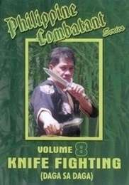 Philippine Combatant Vol.8 Knife Fighting