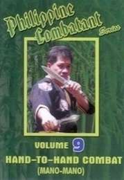 Philippine Combatant Vol.9 Hand-To-Hand Combat