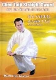 Chen Taiji Straight Sword and Five Methods of Push Hands