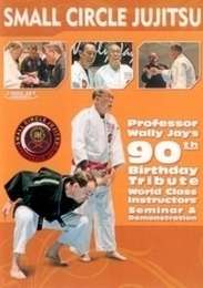 2 DVD Box Small Circle Ju-Jitsu Prof. Wally Jay's 90. Geburtstag Seminar & Demo
