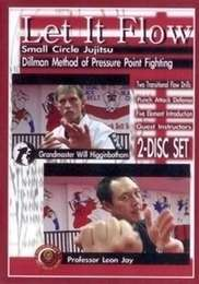 2 DVD Box Small Circle Ju-Jitsu & Kyusho-Jitsu Leon Jay & Will Higginbotham