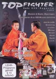 Top Fighter Budo DVD-Magazin 3-2012