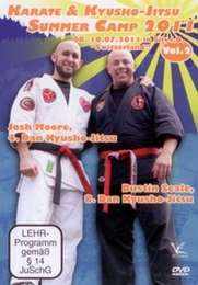 Karate & Kyusho-Jitsu Summer Camp 2011 in der Schweiz Vol.2