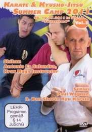 Karate & Kyusho-Jitsu Summer Camp 2011 in der Schweiz Vol.3