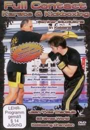 Full Contact Karate & Kickboxing Seminar 23.03.2012 von Jean-Yves Theriault