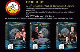 5. Munich Hall of Honour 17.03.2012     3 DVD Box