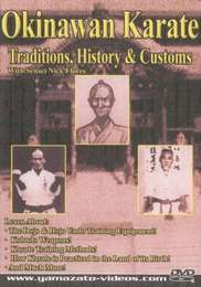 Okinawan Karate - Traditions, History & Customs