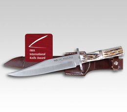 Linder Kentucky Bowie. 2006 International Knife Award Sieger!