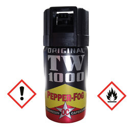 TW1000 Pepper-Fog Man