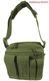 Active Shooter Bag Mag Front Foliage Green