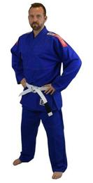 BJJ Anzug GRAB'N FIGHT blau