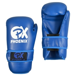 Pointfighting Open Hands blau