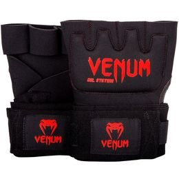 Venum Kontact Gel Glove Wraps - Black