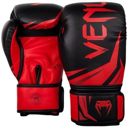 Venum Challenger 3.0 Gloves - Black/Red