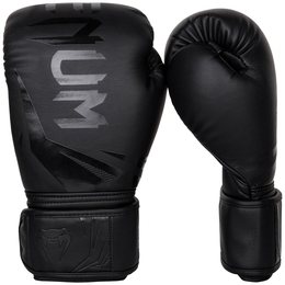Venum Challenger 3.0 Gloves - Black/Black
