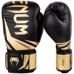 Venum Challenger 3.0 Gloves - Black/Gold