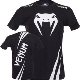 Venum Challenger T-shirt - Black/Ice