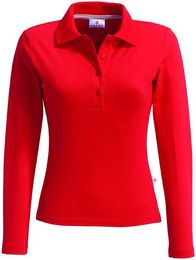Women-Longsleeve-Polo