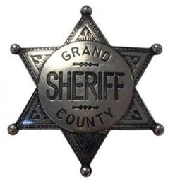 Sheriffstern Grand County