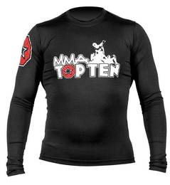 Rash Guard MMA Long Sleeve