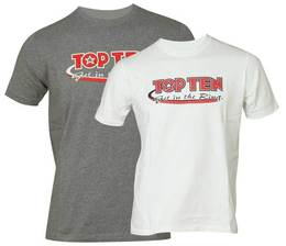 T-Shirt Top Ten Get in the Ring
