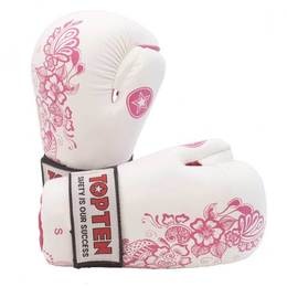 Handschuh TopTen Ultimate Women Fight 10 oz
