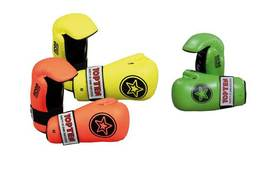 Semikontakt-Handschuh TopTen Point Fighter NEON Star, Limited Edition