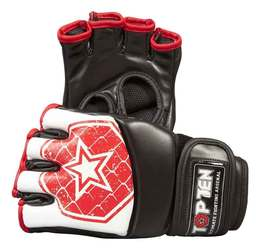Ultimate Fight Gloves TopTen MMA Octagon, Rot