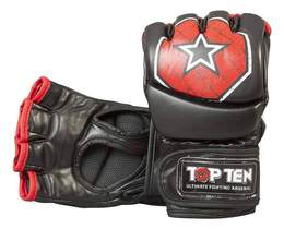 Ultimate Fight Gloves TopTen MMA Octagon, Schwarz