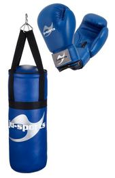 Kids Boxing Set blau