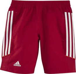T12 Woven Short Jugend, Rot