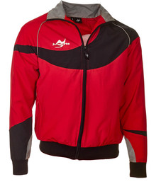 Teamwear Element C1 Jacke, Rot