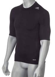 Techfit TF Base Shortsleeve Schwarz, AJ4966