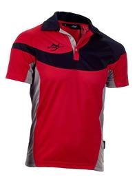 Teamwear Element C1 Polo, Rot