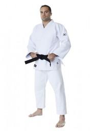 adidas IJF Judoanzug Champion 2 Slim Fit weiß 190S