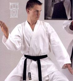Karate-Jacke Traditional