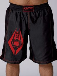 Freefight Short schwarz
