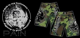 MMA Short Pain Legion Octagon, camouflage
