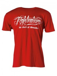Fightnature T-Shirt rot