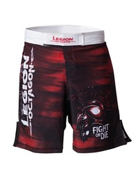 L.O. MMA Shorts Fight or Die
