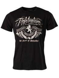 FIGHTNATURE T-Shirt Train Hard
