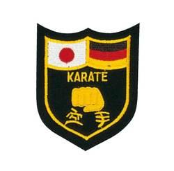 Stickabzeichen Deutsch-Japanisches Karate