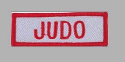 Stickabzeichen Judo