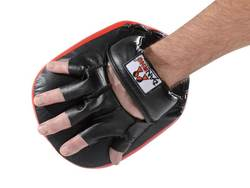 Coaching Mitt Grip