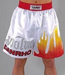 Kick Thai Boxingshort Flamme