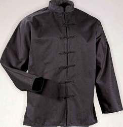 Kung Fu Anzug schwarz