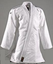 Judogi Nippon Competition mit Schulterstreifen weiss