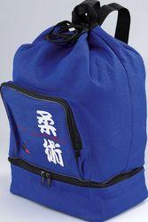 Rucksack Canvas blau Judo